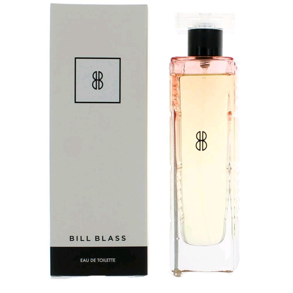 Bill Blass New by Bill Blass, 3.4 oz EDT Spray for Women