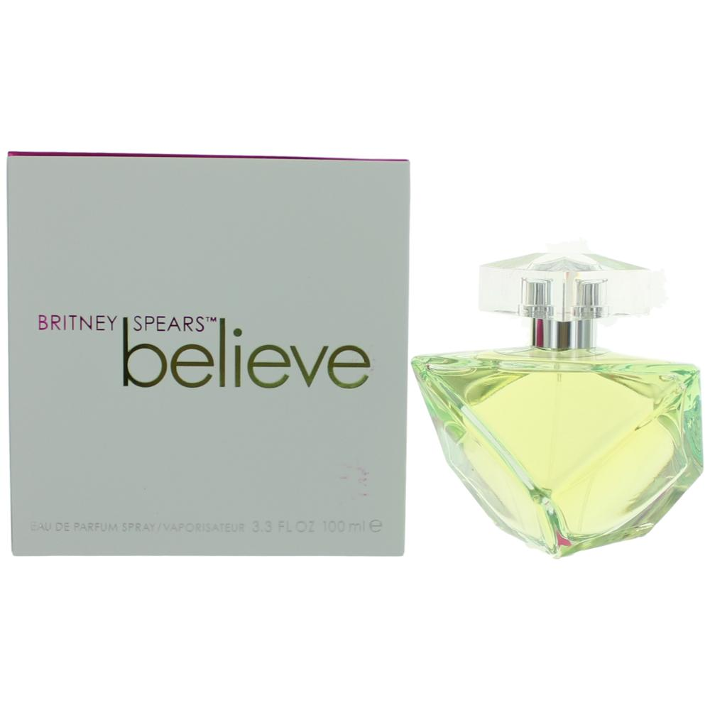 Believe by Britney Spears, 3.4 oz EDP Spray for Women