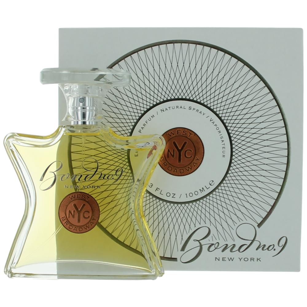Bond No. 9 West Broadway by Bond No. 9, 3.3 oz EDP Spray for Unisex