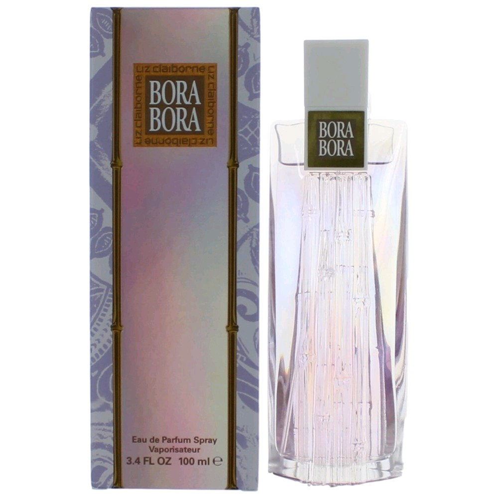 Bora Bora by Liz Claiborne, 3.4 oz Eau De Parfum Spray for Women