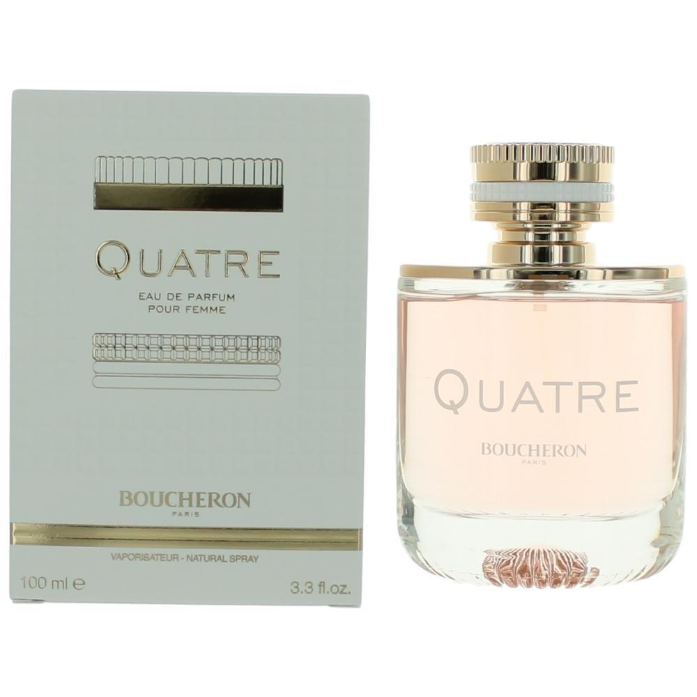 Quatre by Boucheron, 3.3 oz EDP Spray for Women