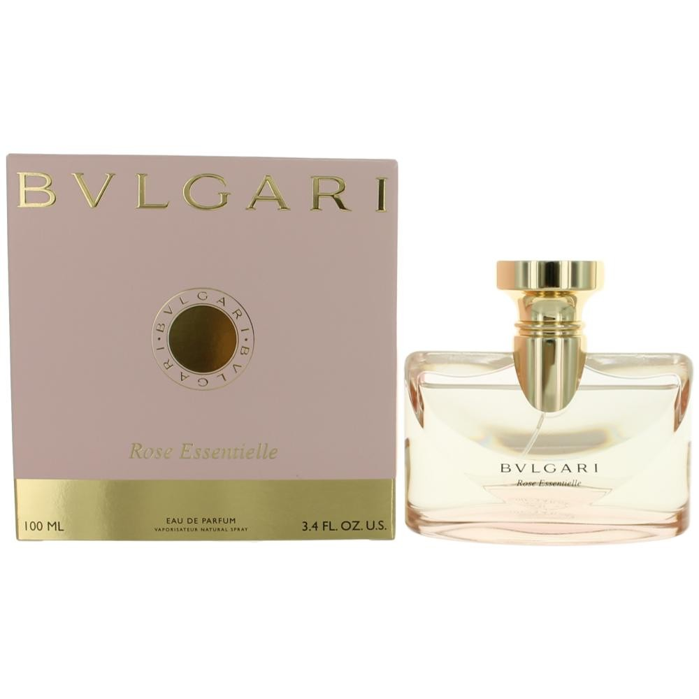 Rose Essentielle by Bvlgari, 3.4 oz EDP Spray for Women (Bulgari)