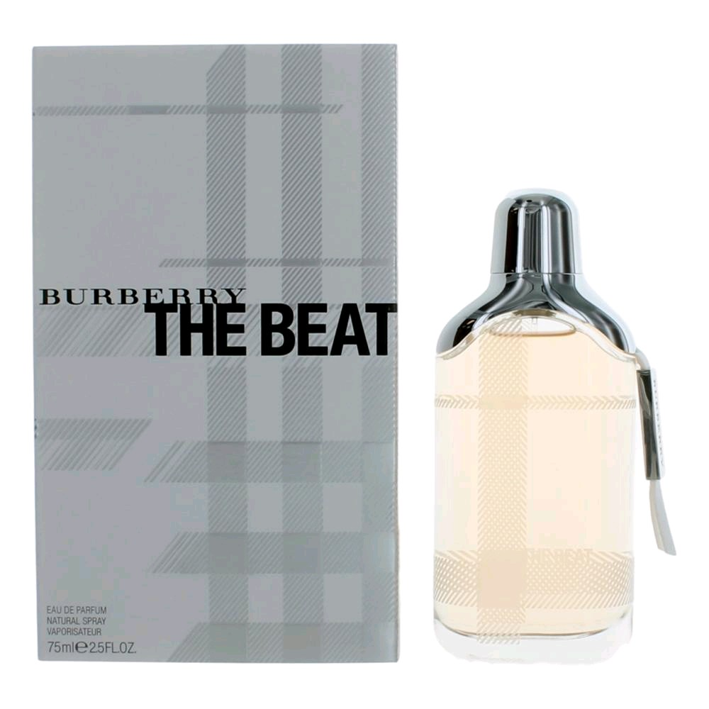 Burberry The Beat by Burberry, 2.5 oz EDP Spray for Women