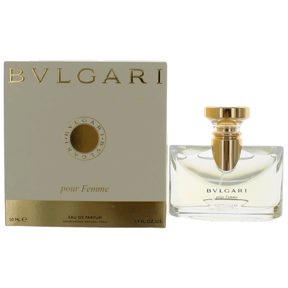 Bvlgari Pour Femme by Bvlgari, 1.7 oz EDP Spray for Women (Bulgari)