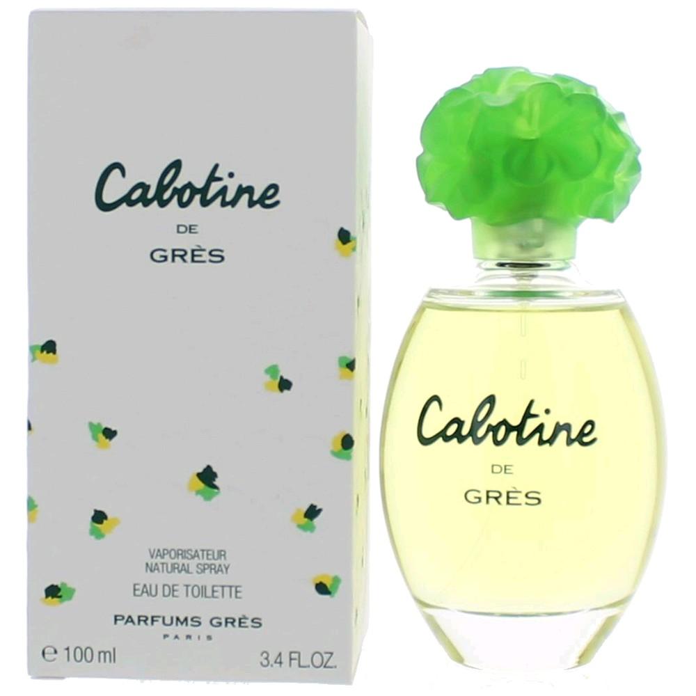 Click here for Cabotine by Parfums Gres, 3.4 oz Eau De Toilette S... prices