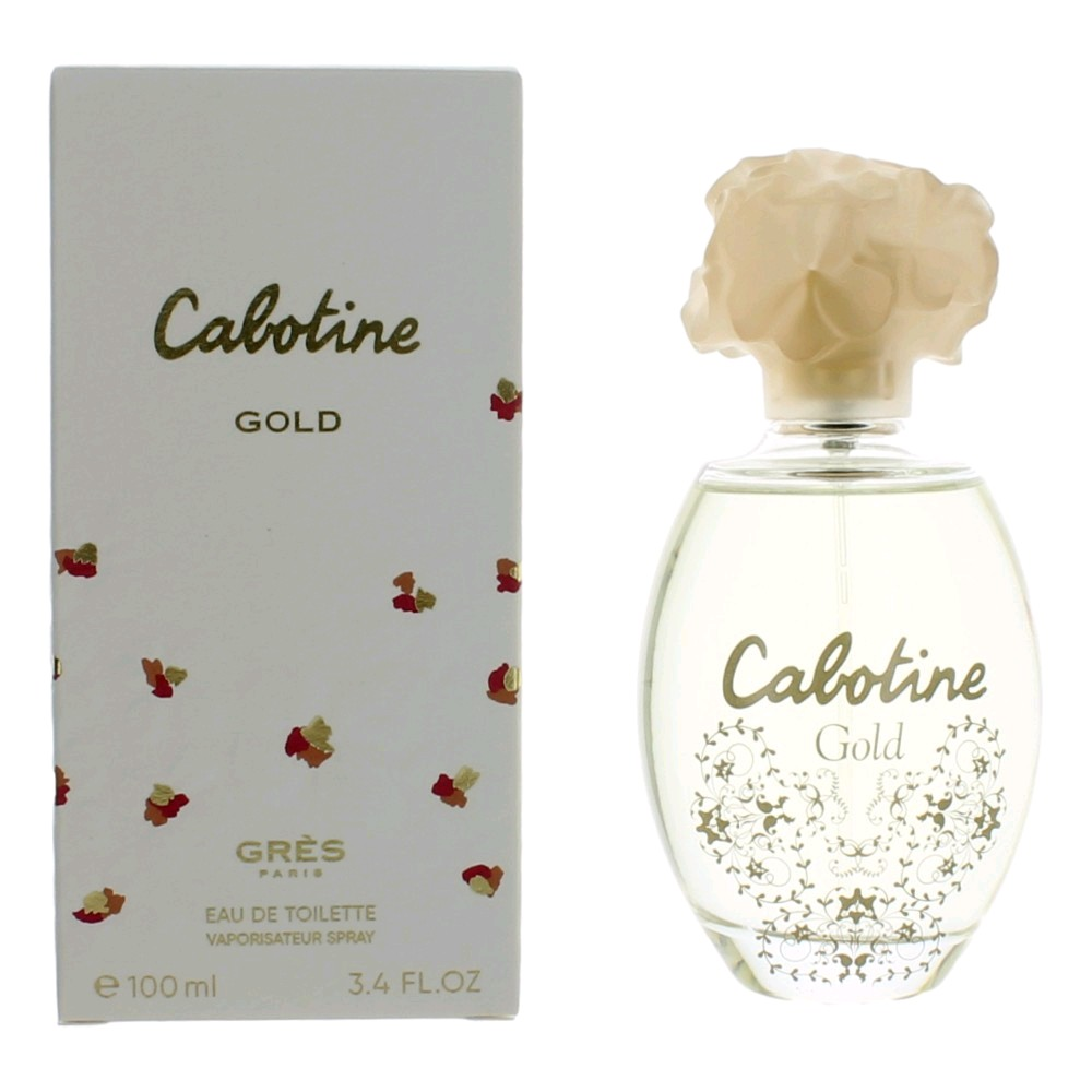 Creative Perfumes Parfums Gres Cabotine Rose Women Ref