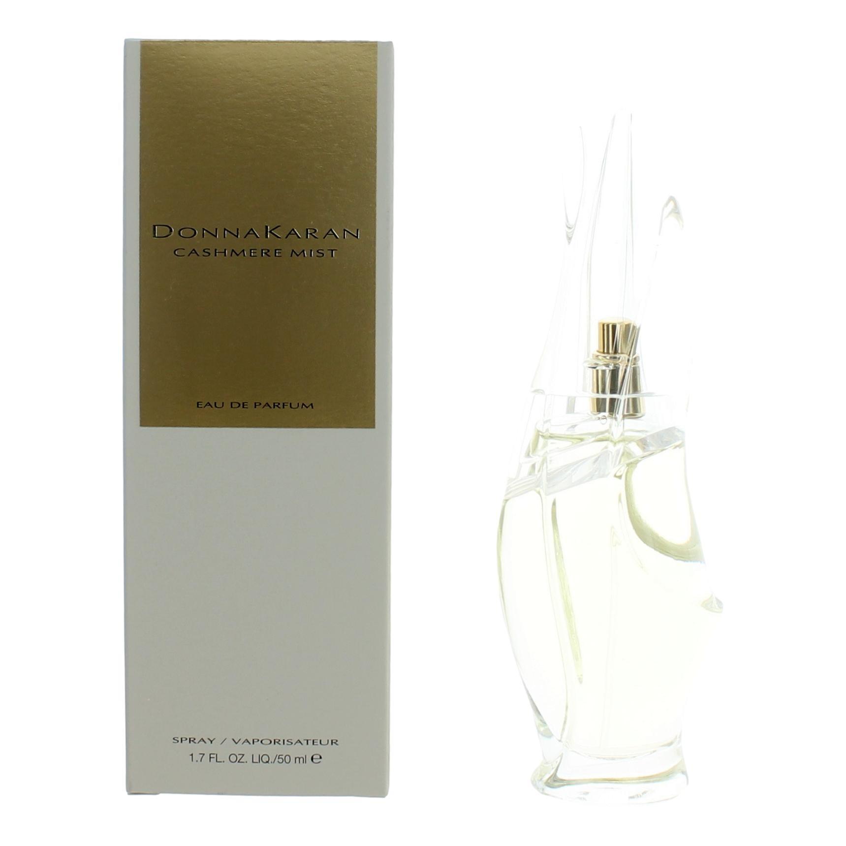 Cashmere Mist Perfume by Donna Karan, 1.7 oz EDP Spray for ...