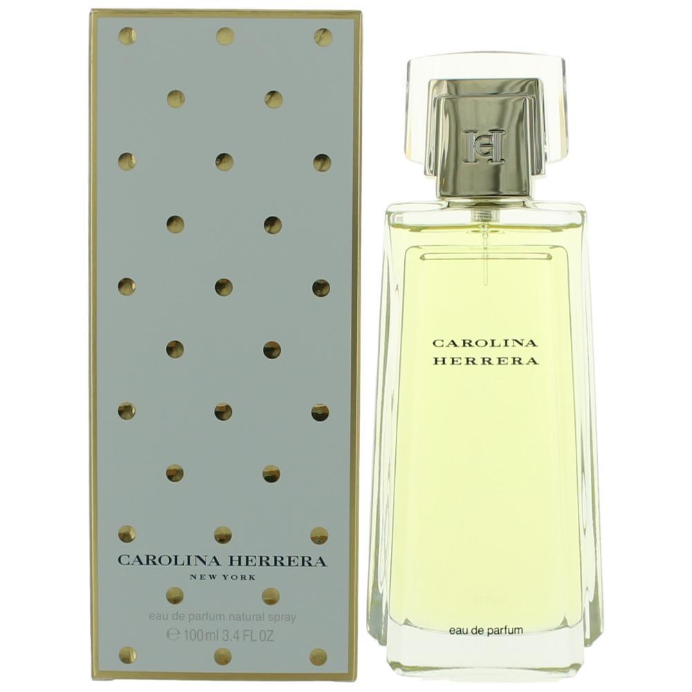Carolina Herrera by Carolina Herrera, 3.4 oz Eau De Parfum Spray for Women
