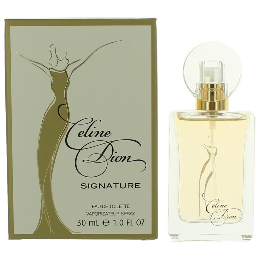 Celine Dion Signature by Celine Dion, 1 oz Eau De Toilette Spray for Women