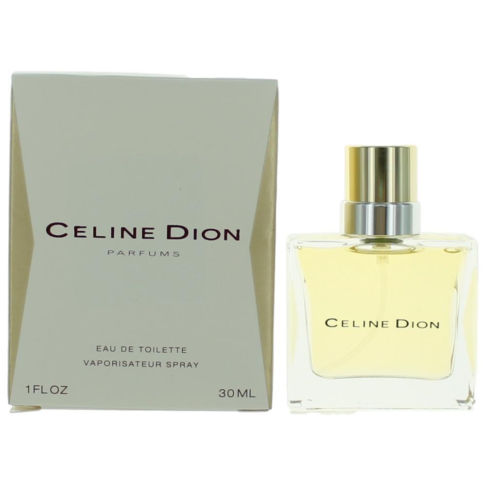 Celine Dion by Celine Dion, 1 oz Eau De Toilette Spray for Women