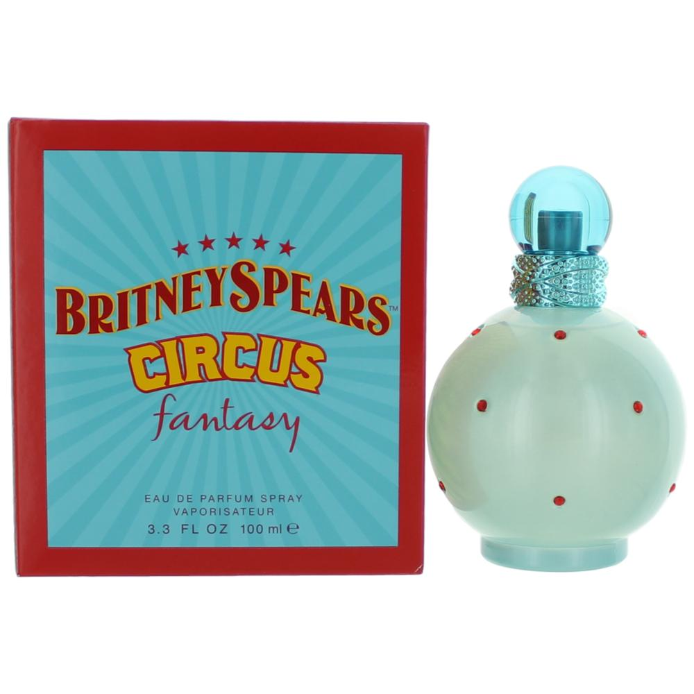 Circus Fantasy by Britney Spears, 3.3 oz Eau De Parfum Spray for women