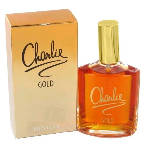 Charlie Gold by Revlon, 3.4 oz Eau De Toilette Spray for women
