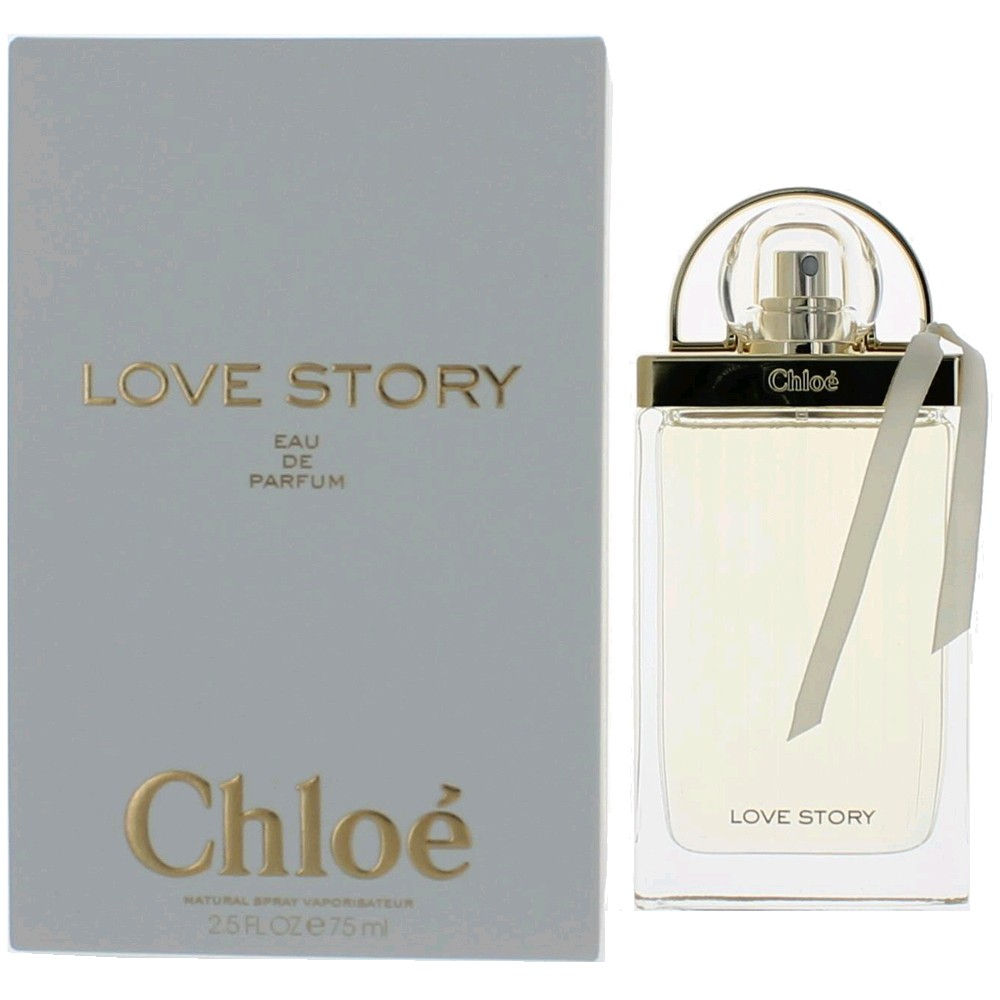 Chloe Love Story by Chloe, 2.5 oz EDP Spray for Women