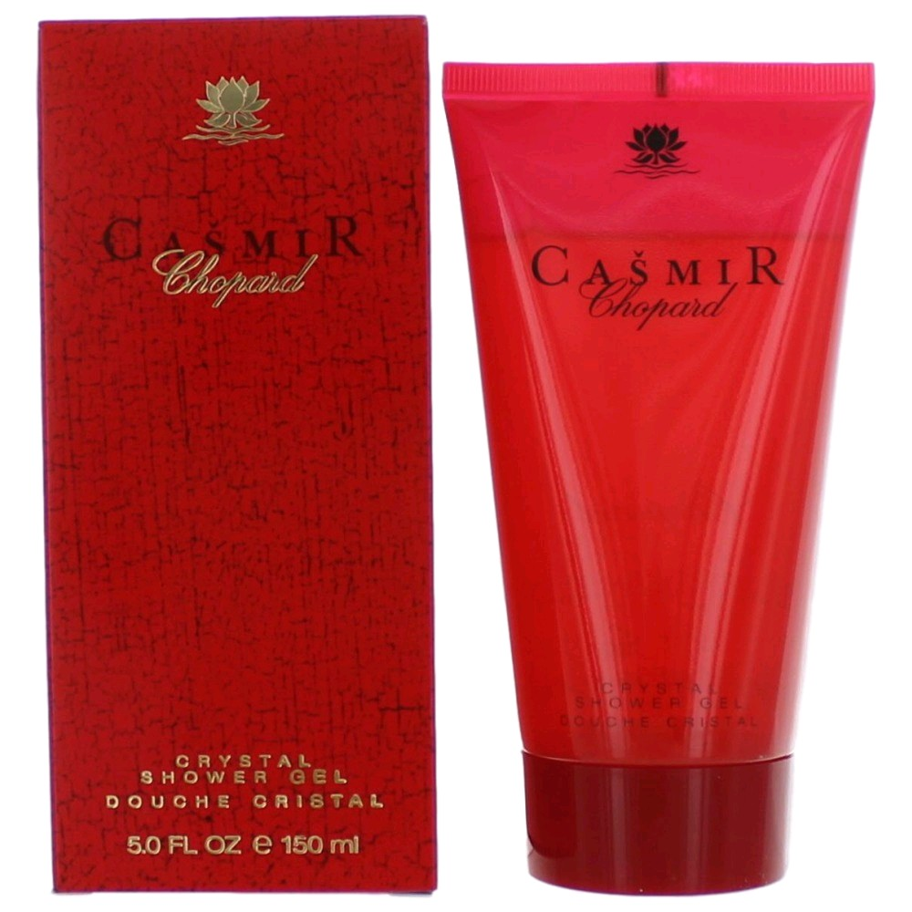 Casmir by Chopard, 5 oz Crystal Shower Gel for Women