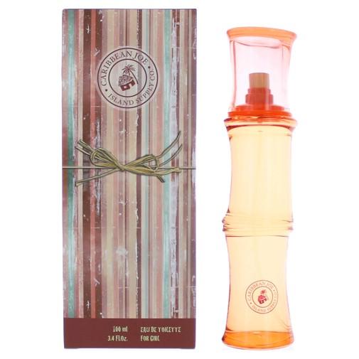 Caribbean Joe by Island Supply Co, 3.4 oz Eau De Toilette Spray for Women