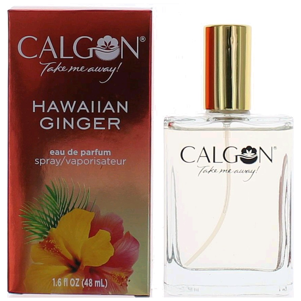 Calgon Hawaiian Ginger by Coty, 1.6 oz EDP Spray for Women