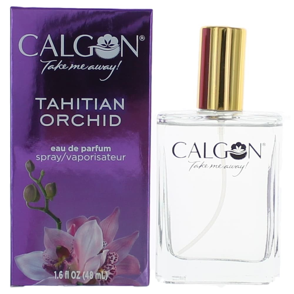 Calgon Tahitian Orchid by Calgon, 1.5 oz EDP Spray for Women