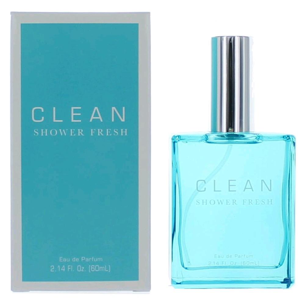 Clean Shower Fresh by Dlish, 2.14 oz Eau De Parfum Spray for Women
