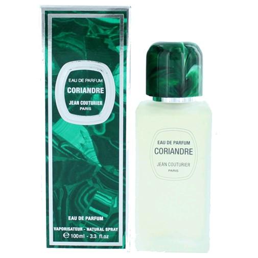 Coriandre by Jean Couturier, 3.3 oz Eau De Parfum Spray for Women