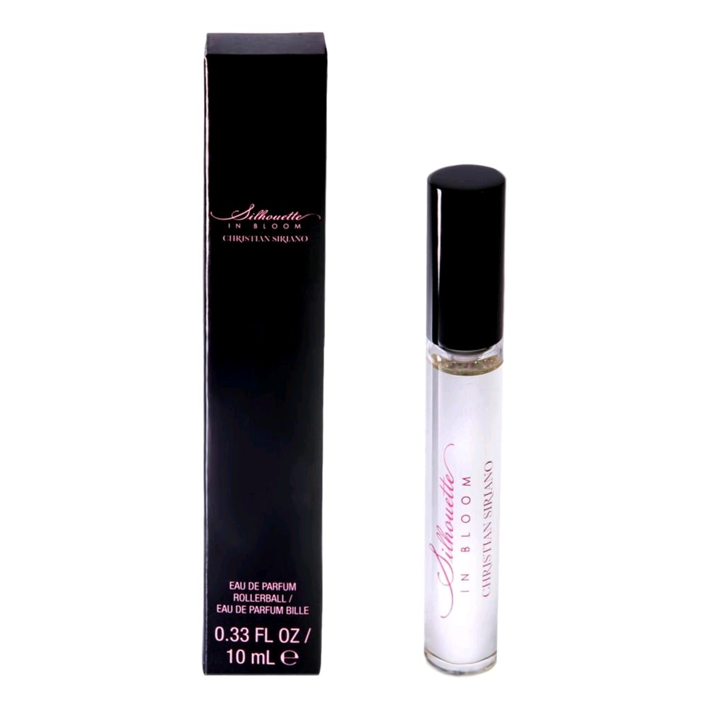 Silhouette In Bloom by Christian Siriano, .33 oz Eau De Parfum Rollerball for Women
