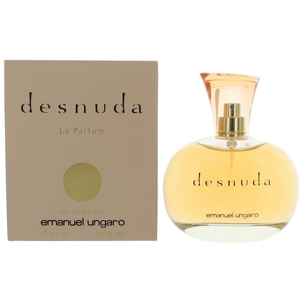 Desnuda Le Parfum by Emanuel Ungaro, 3.4 oz Eau De Parfum Spray for Women