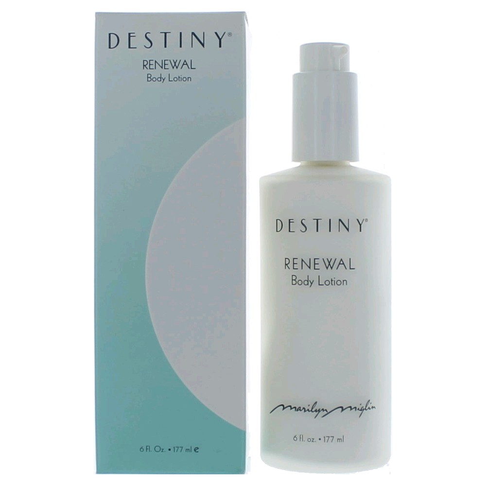 Destiny by Marilyn Miglin, 6 oz Renewal Body Lotion for Women