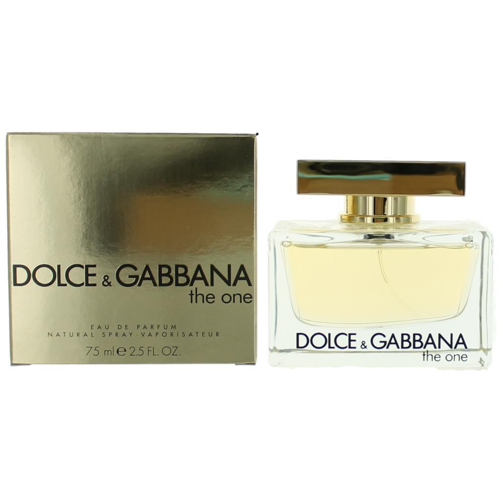 The One by Dolce & Gabbana, 2.5 oz EDP Spray for Women