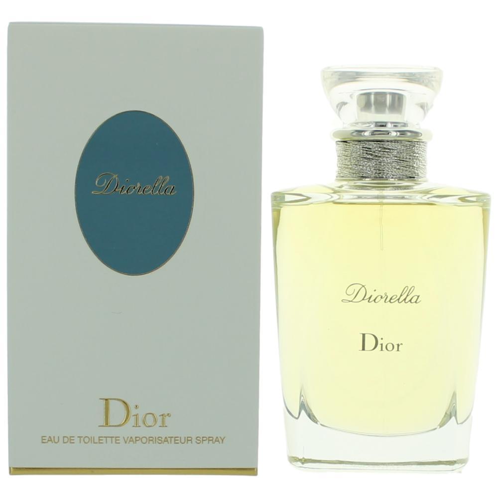 Diorella by Christian Dior, 3.4 oz Eau De Toilette Spray for women
