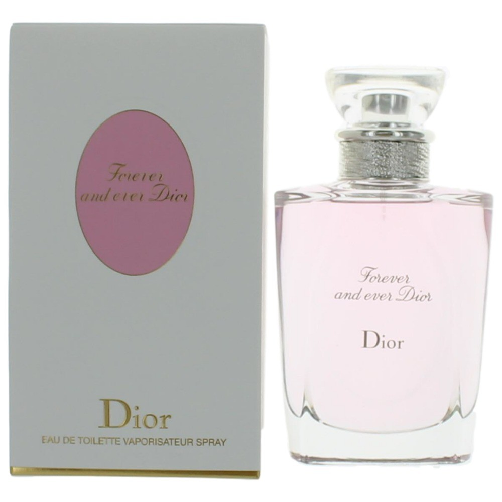 The Freesia opening gives you a fresh aromatic scent while the heart of the fragrance, Almond Blossom and Rose Hip take over and leaves a sweet trailing aroma of Vanilla at the base. Forever and Ever Dior was launched in 2006.