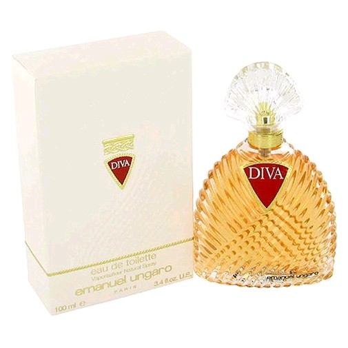 Diva by Emanual Ungaro, 3.4 oz Eau De Toilette Spray for women