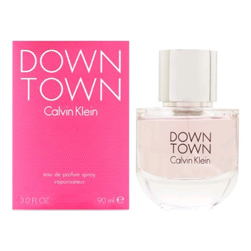 Downtown by Calvin Klein, 3 oz EDP Spray for Women