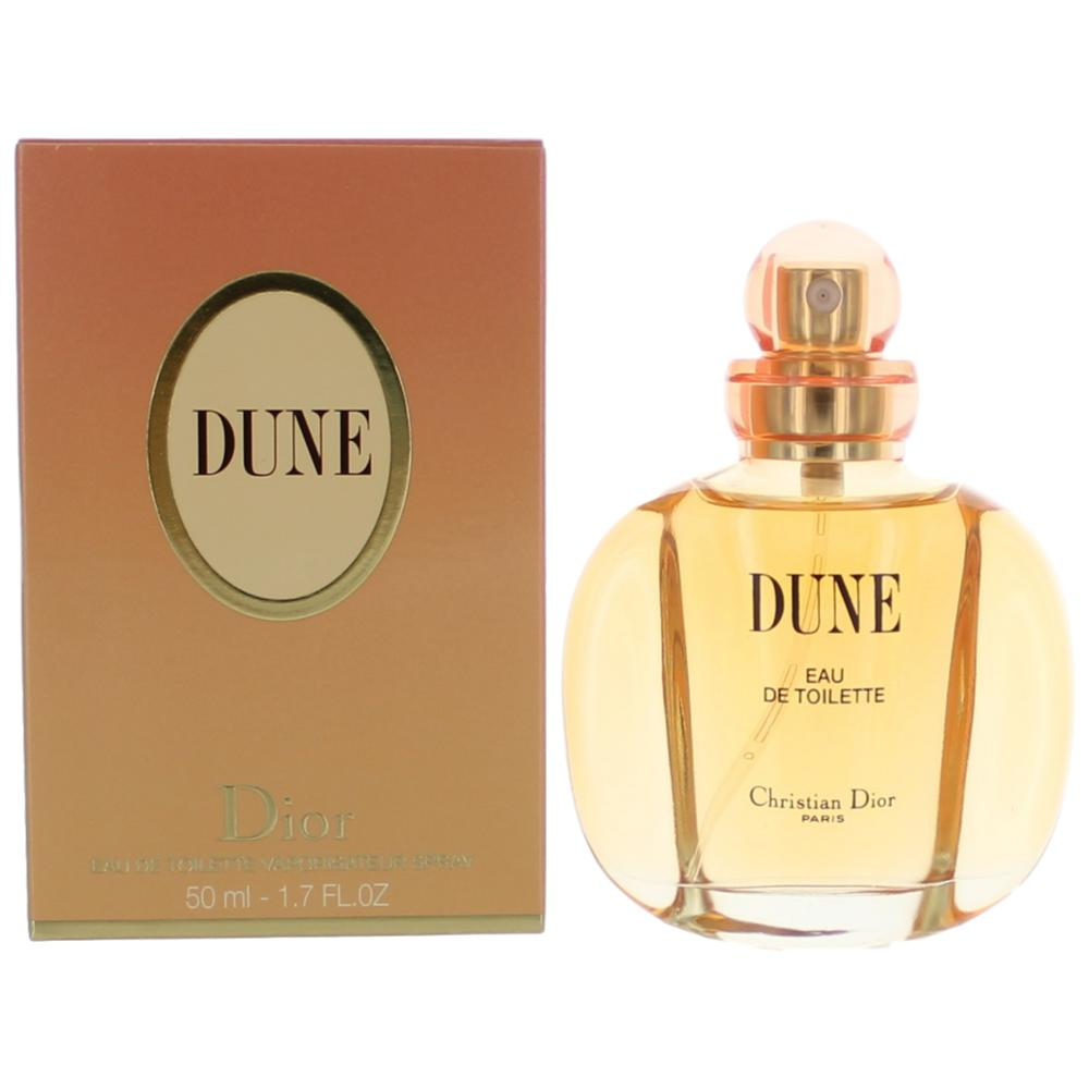 Dune by Christian Dior, 1.7 oz Eau De Toilette Spray for Women