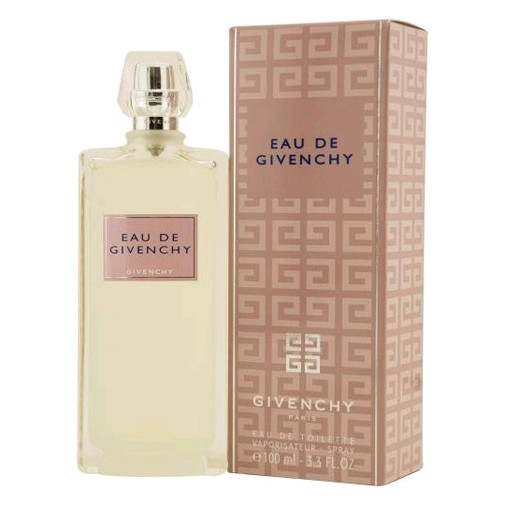 Eau De Givenchy by Givenchy, 3.3 oz EDT Spray for Women