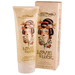 Ed Hardy Love & Luck by Christian Audigier, 6.7 oz Bath & Shower Gel for women