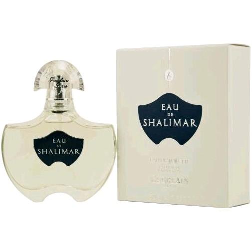 Eau De Shalimar by Guerlain, 1.7 oz EDT Spray for Women