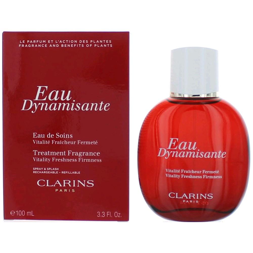 Eau Dynamisante by Clarins, 3.3 oz Treatment Fragrance Spray/Splash for Women
