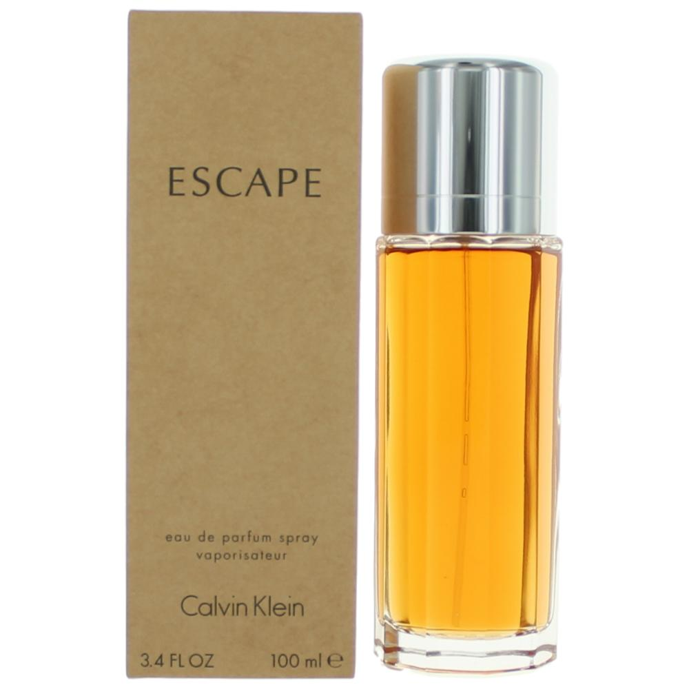Escape by Calvin Klein, 3.4 oz EDP Spray for Women