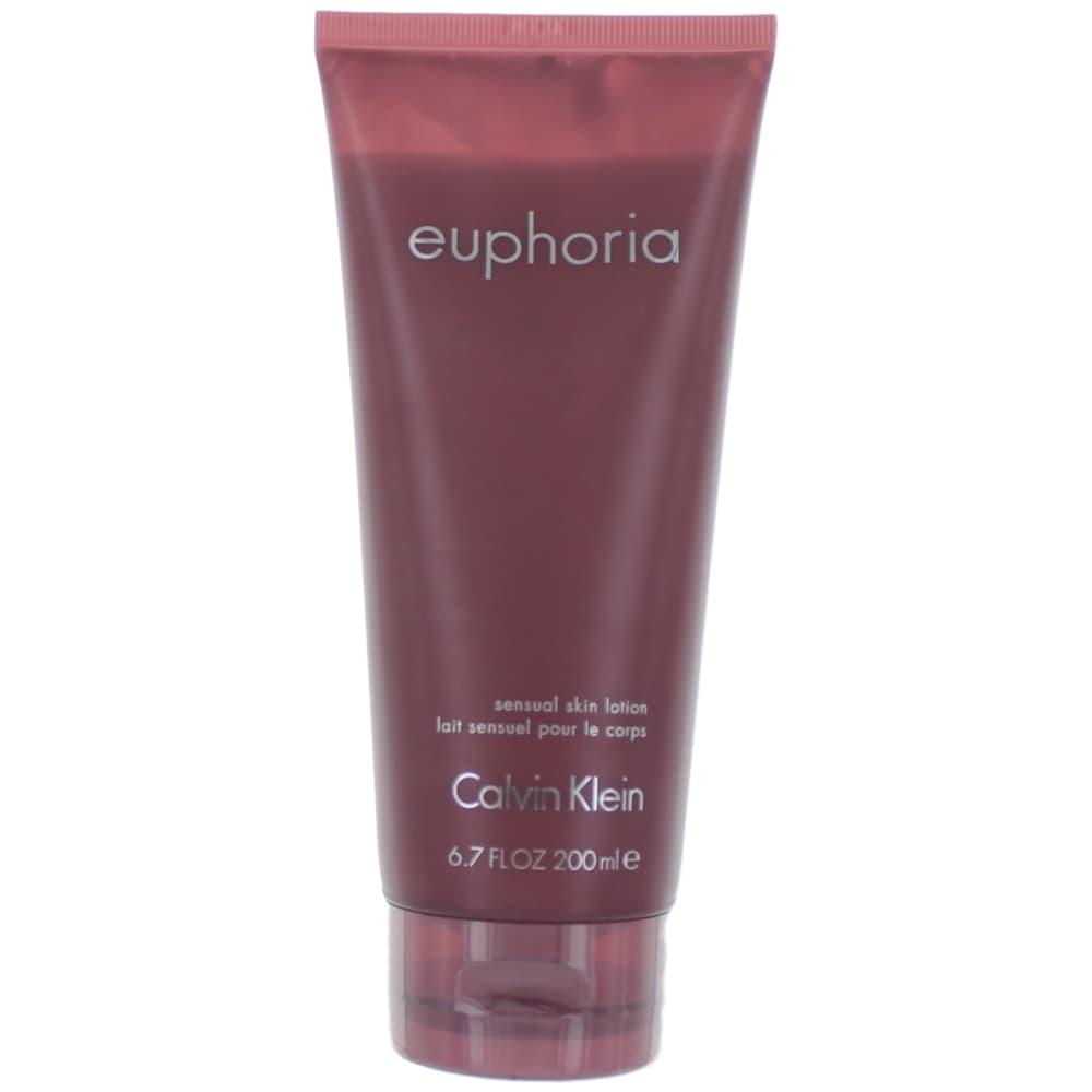 Euphoria by Calvin Klein, 6.7 oz Sensuel Skin Lotion for Women