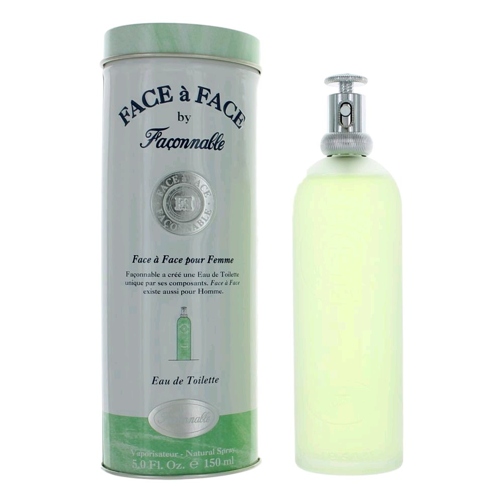 Face A Face by Faconnable, 5 oz EDT Spray for Women