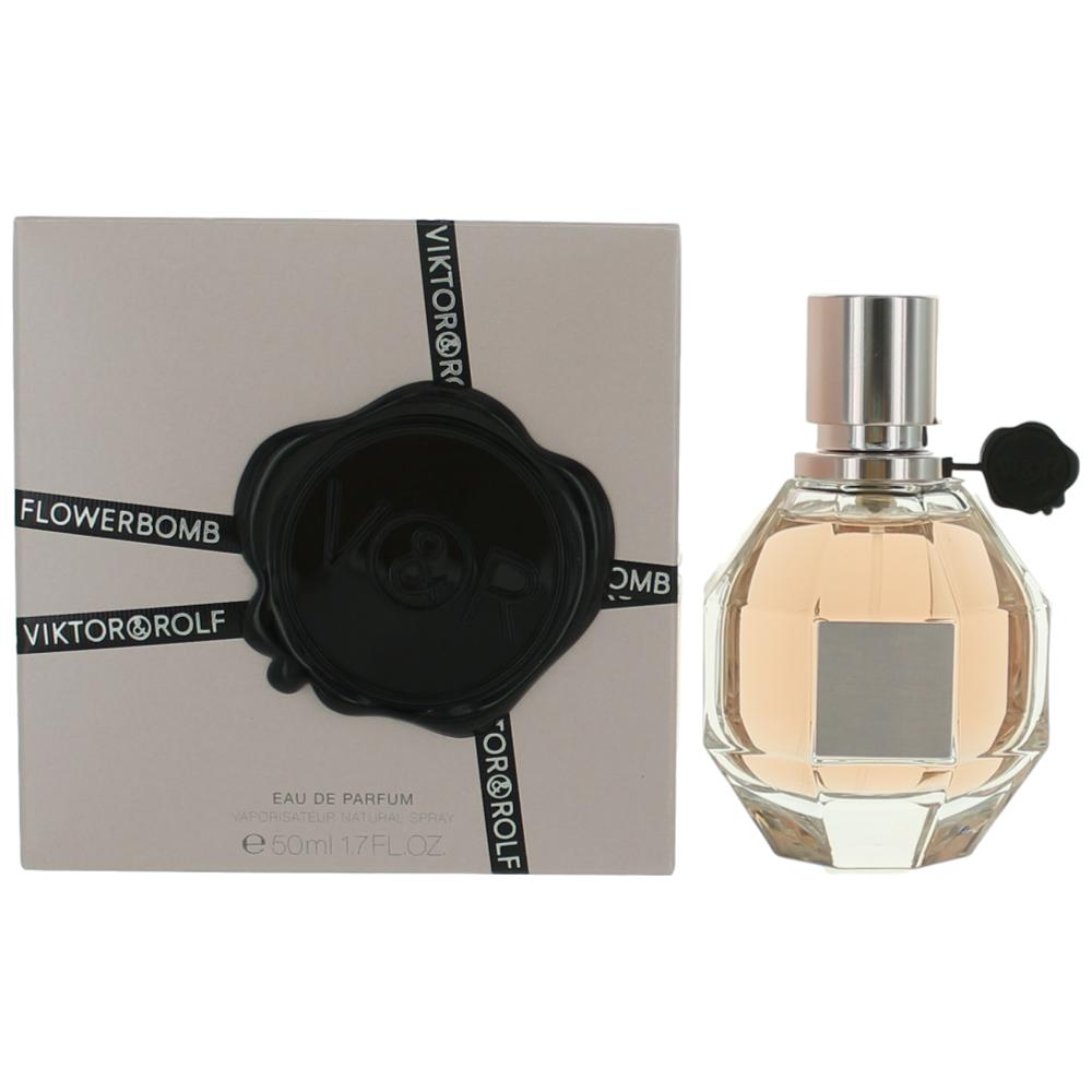 Flowerbomb by Viktor & Rolf, 1.7 oz Eau De Parfum Spray for Women