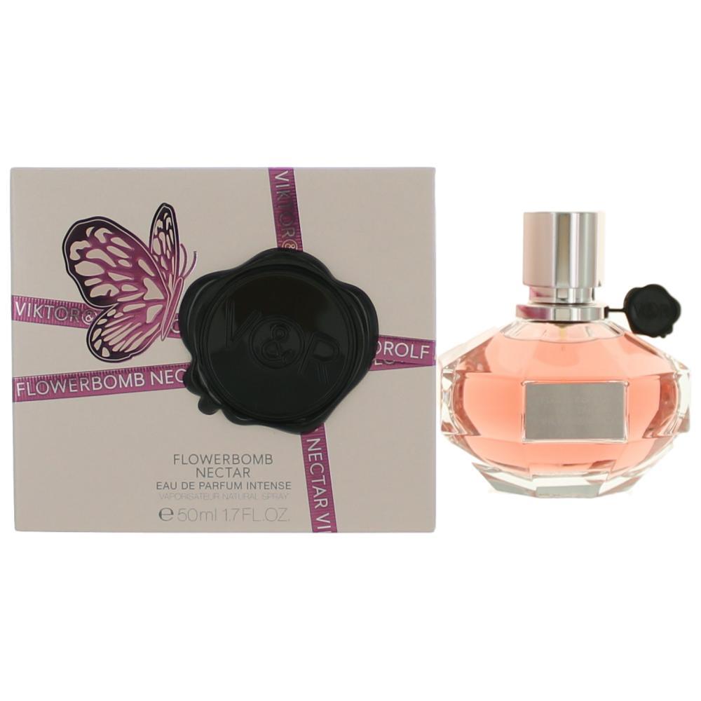 Flowerbomb Nectar by Viktor & Rolf, 1.7 oz EDP Intense Spray for Women