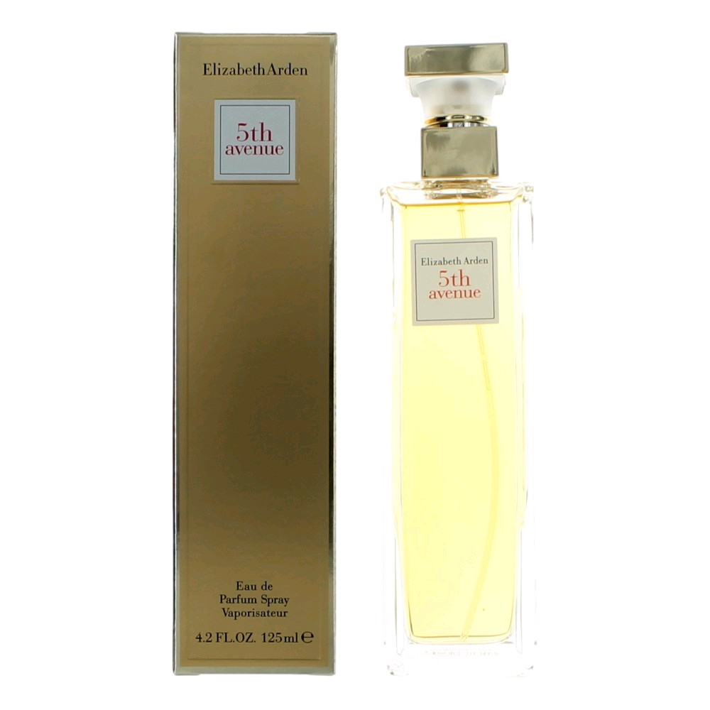 5th Avenue by Elizabeth Arden, 4.2 oz Eau De Parfum Spray for Women