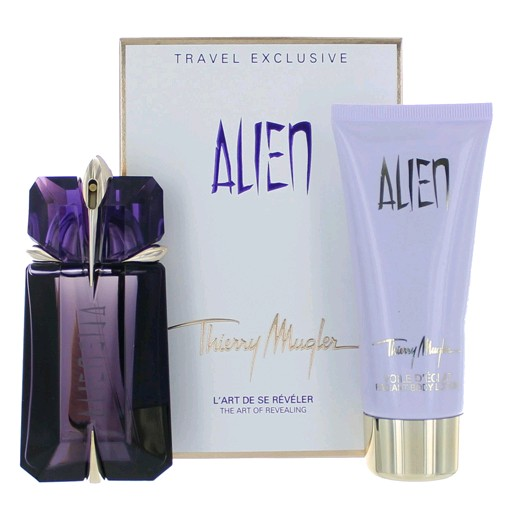 Alien by Thierry Mugler, 2 piece gift set for women.