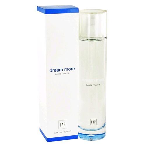 Gap Dream More by Gap, 3.4 oz Eau De Toilette Spray for Women