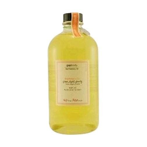 Gap Body by Gap, 16 oz Sunny Side Bath Oil Unisex