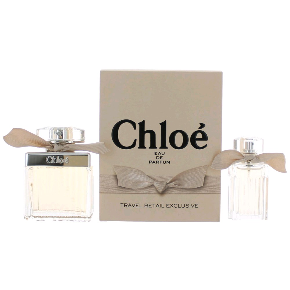 Chloe New by Chloe, 2 Piece Gift Set for Women 2.5oz EDP Spray