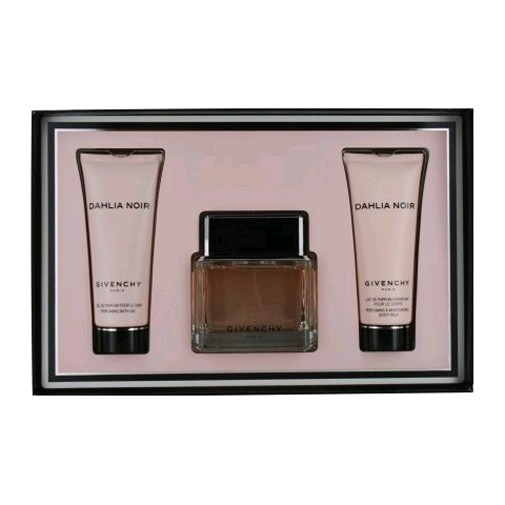 Dahlia Noir by Givenchy, 3 Piece Gift Set for Women