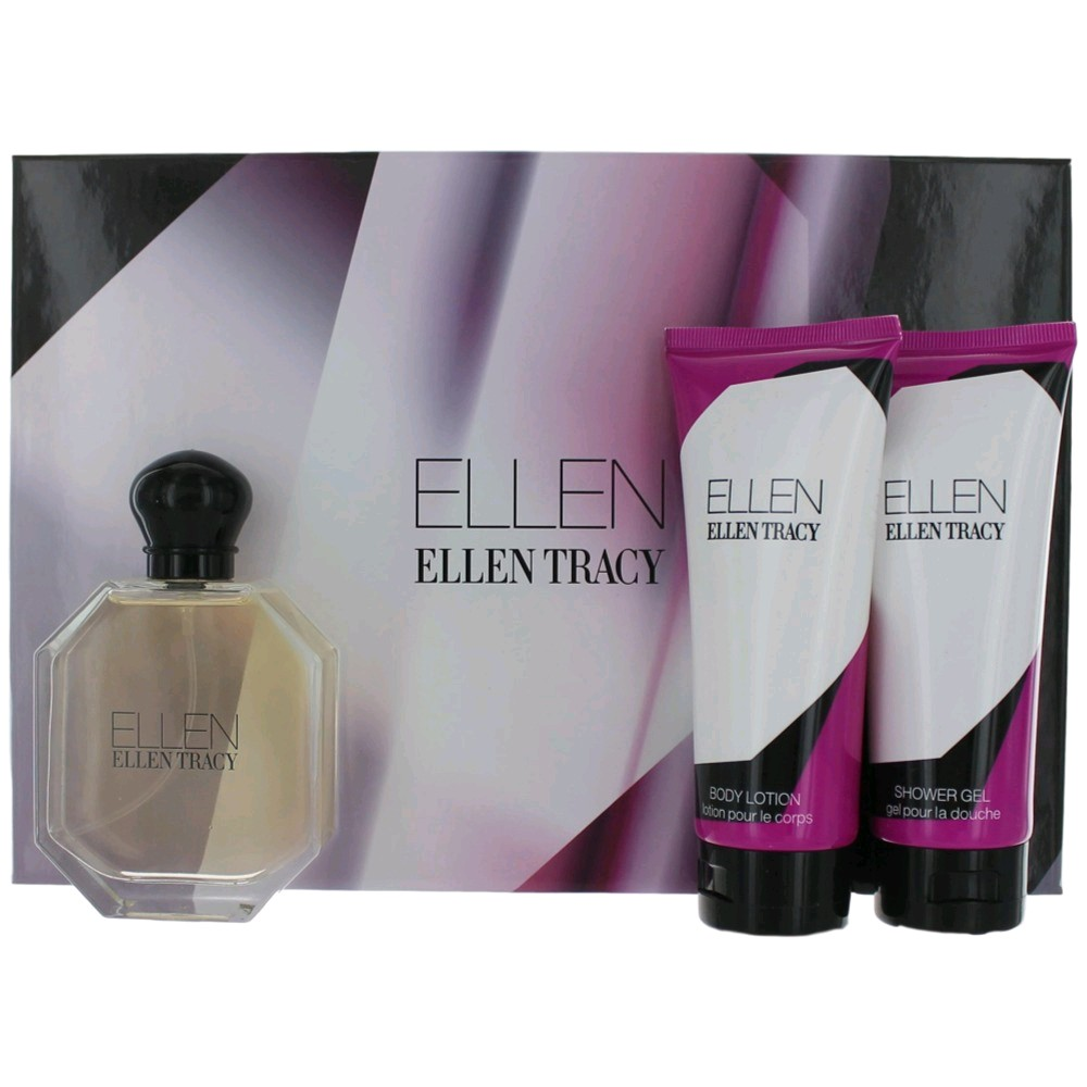 Ellen Tracy perfume set smells really