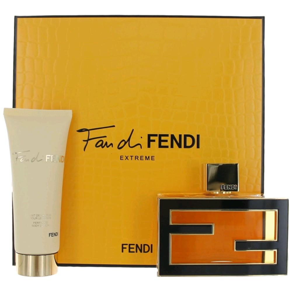 Fan di Fendi Extreme by Fendi, 2 Piece Gift Set for Women