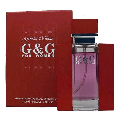 G & G by Gabriel Milano, 3.4 oz Eau De Parfum Spray for Women